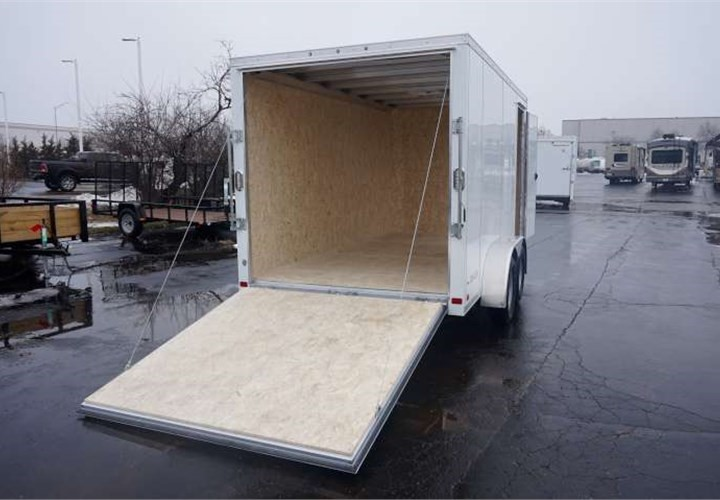 7'x14' ATC Enclosed Cargo Trailer