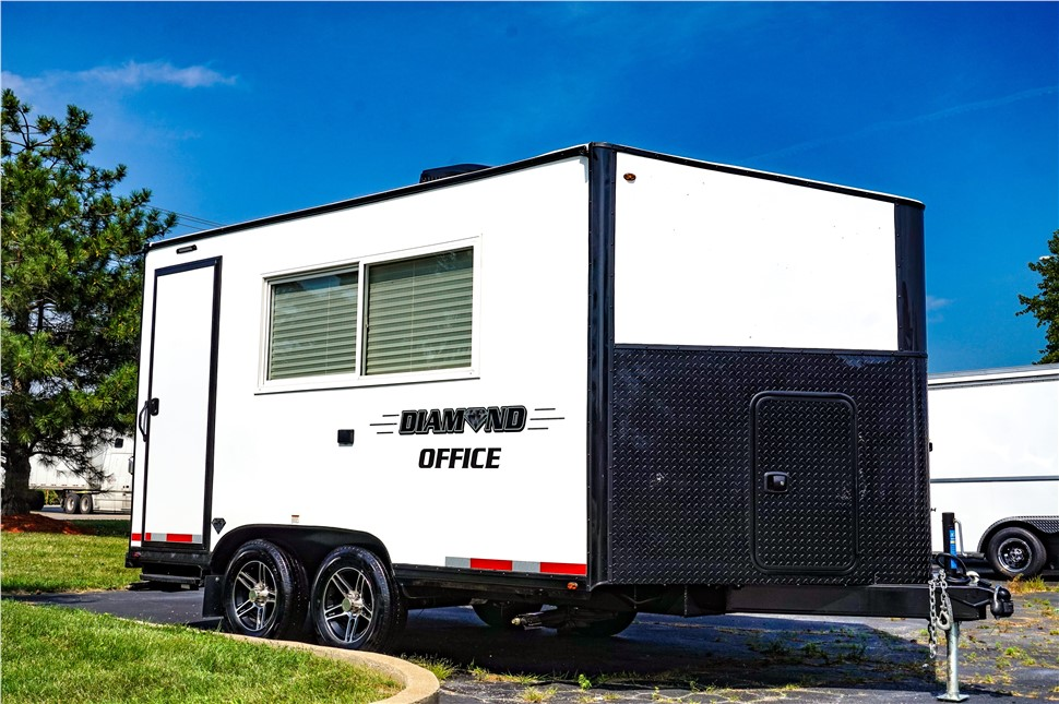 Diamond Office Trailer