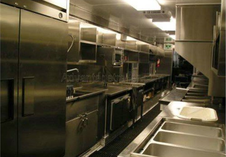 Atc Aluminum Custom Mobile Kitchen Trailer Advantage Trailer