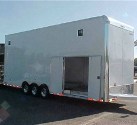 Stacker Trailers Aluminum Stacker Trailers Stacking Car Trailers