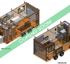 20' ATC Office Trailer with Bathroom - COMING SOON!