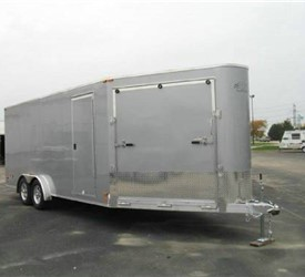 ATC 3 PLACE INLINE SNOWMOBILE TRAILER