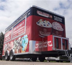 Mobile Ice Cream Shop