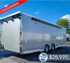 8.5'x26' ATC Car Hauler - CONSIGNMENT