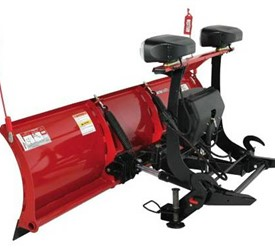 Western Pro Plows Steel And Poly Blades
