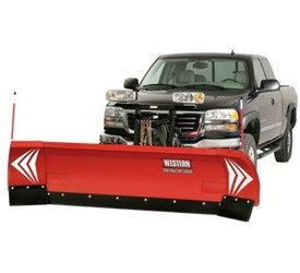 Western Wide-Out Snow Plow