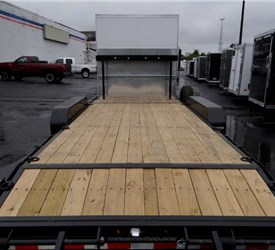 Custom 20' Open Implement Trailer