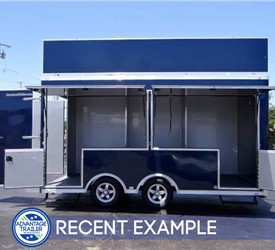 16' Mobile Product Showroom