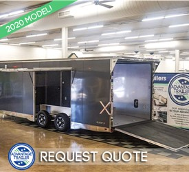 24' ATC Quest X Car Hauler - Charcoal