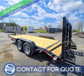 18' Sure-Trac Implement Trailer