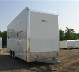 28' Motiv R.S.X. Series Car Hauler Stacker Trailer