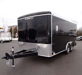 8.5' x 16' Landscape Trailer with Upgraded Frame Package
