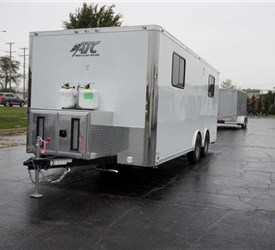 Mobile Field Office for East Coast Municipality