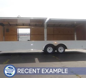 24' Mobile Outreach Trailer