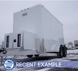 Experiential Marketing Product Demo Trailer