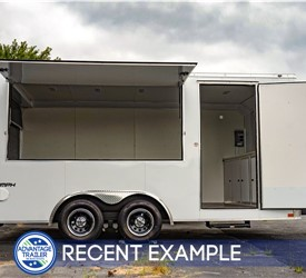 16-Foot Mobile Retail Trailer - Formula Triumph (Recent Example)