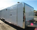 ATC Aluminum Quest Series Car Hauler Trailer