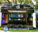 Mobile Retail Trailer for Reel Fish Outfitters
