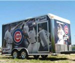 Chicago Cubs Vending Trailer By Advantage Trailers