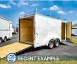 7'x16' MTI Contractor's Trailer - Recent Example