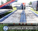 USED Karavan Snowmobile/ATV Trailer on Consignment (As Is)