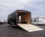 Custom 16' Long Landscape Service Trailer
