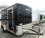 Motiv By A.T.C Enclosed Cargo Trailer 6'x10' 2011