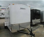 Motiv By A.T.C. Enclosed Cargo Trailer 6' x 12' 2011