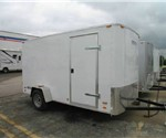 Motiv By A.T.C. Enclosed Cargo Trailer 6'x12' 2011