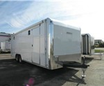 Motiv RSX Car Trailer 8.5x24' Loaded