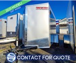 5'x8' Discovery Cargo Trailer with Rear Cargo Doors