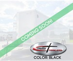 8.5'x24' Cross Car Hauler (Black) - COMING SOON!