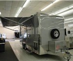 8' x 20' ATC T1 Toy Hauler/Motorcycle Trailer