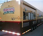 ATC Aluminum Custom Mobile Kitchen Trailer