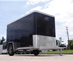 5' x 10' Enclosed Cargo Trailer