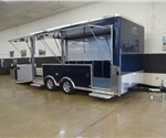 16' Concession Trailer Ready to Show Your Products
