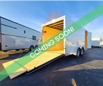 7'x16' Cross Cargo Trailer - COMING SOON!