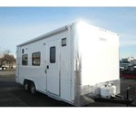 Custom Built Mobile Field Office For BP Pipeline Oil Company