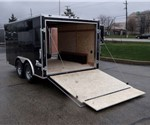7' x 12' Youth Football Equipment Transport Trailer