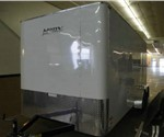 Enclosed White 7' x 16' Motiv Cargo Trailer