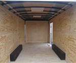 Custom 8.5' x 16' Cargo Trailer for Local Municipality