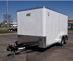 7' x 14' Deluxe Landscape Trailer built by ATC