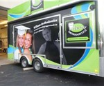 Mobile Orthodontics Stage Trailer