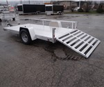 6' x 12' All Aluminum Utility Trailer