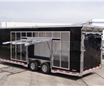 Custom 26' Enclosed Car Hauler