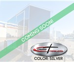 6'x12' Cross Cargo Trailer (Silver) - COMING SOON!