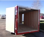 14' Cargo / Lawn Service Equipment Trailer