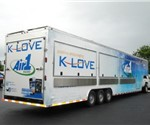 44' Mobile Marketing and Concession Trailer