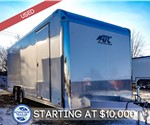USED 20-Foot ATC Car Hauler - As-is