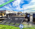 5'x8' Tube Top Utility Trailer - Sure-Trac